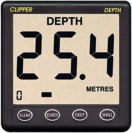 NASA Clipper Kompasssystem - dunkelgrau
