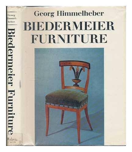 Biedermeier furniture (Faber monographs on furniture) (Summer On Furniture Store)