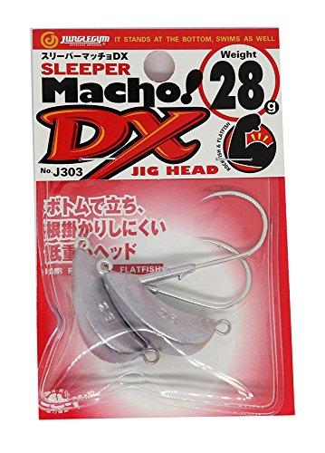 ジャングルジム(Jungle Gym) ジグヘッド J303 スリーパーマッチョDX 28g.の商品画像