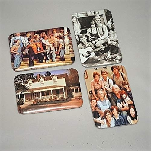 The Waltons Series Retro Button Pins Country Girl Buttons John Boy Walton The Waltons Gift The Waltons House The Waltons
