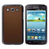 TopCaseStore / Snap On Hard Back Shell Rubber Case Protection Skin Cover - Simple Pattern 20 - Samsung Galaxy Win I8550 I8552 Grand Quattro