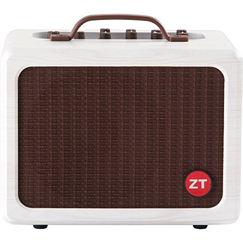 ZT Amplifiers Lunchbox Acoustic 75-watt Class A/B Acoustic Guitar/Vocal Amplifier with 6.5-inch Speaker from ZT Amplifiers