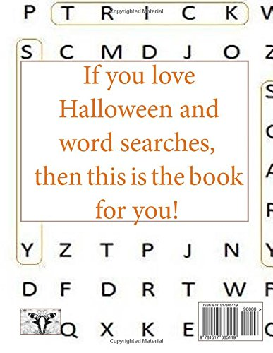 Halloween: Word Search (2nd Edition): R J  Foster
