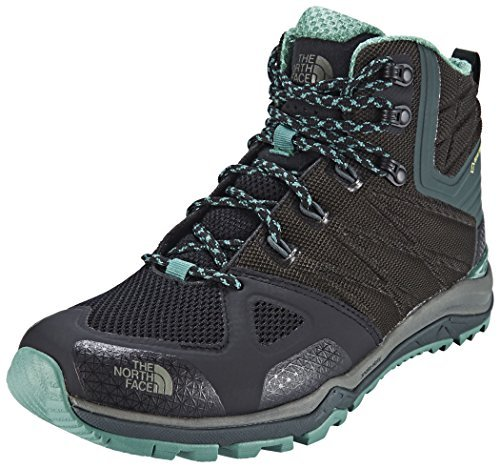 The North Face Women's Ultra Fastpack II Mid GTX TNF Black/Deep Sea (Prior Season) 7 B US