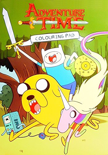 Adventure Time: Colouring Pad