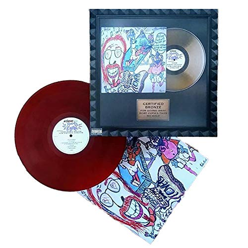 Eagles Of Death Metal Presents Boots Electric Performing The Best Songs We Never Wrote - Exclusive Limited Edition Red & Blue Swirl Vinyl LP