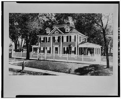 Photo: - R. F. Jones House,4001 Minnehaha Parkway,Minneapolis,Hennepin County,MN 11
