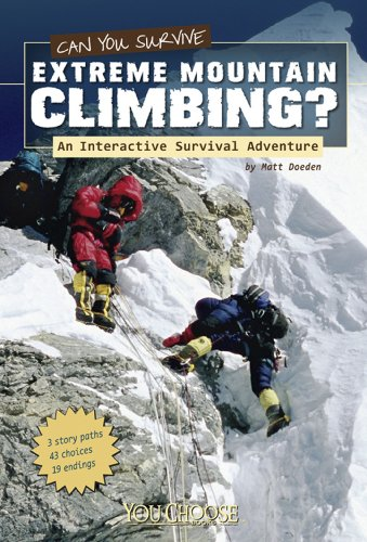 Survive Extreme Mountain Climbing Choose ebook product image