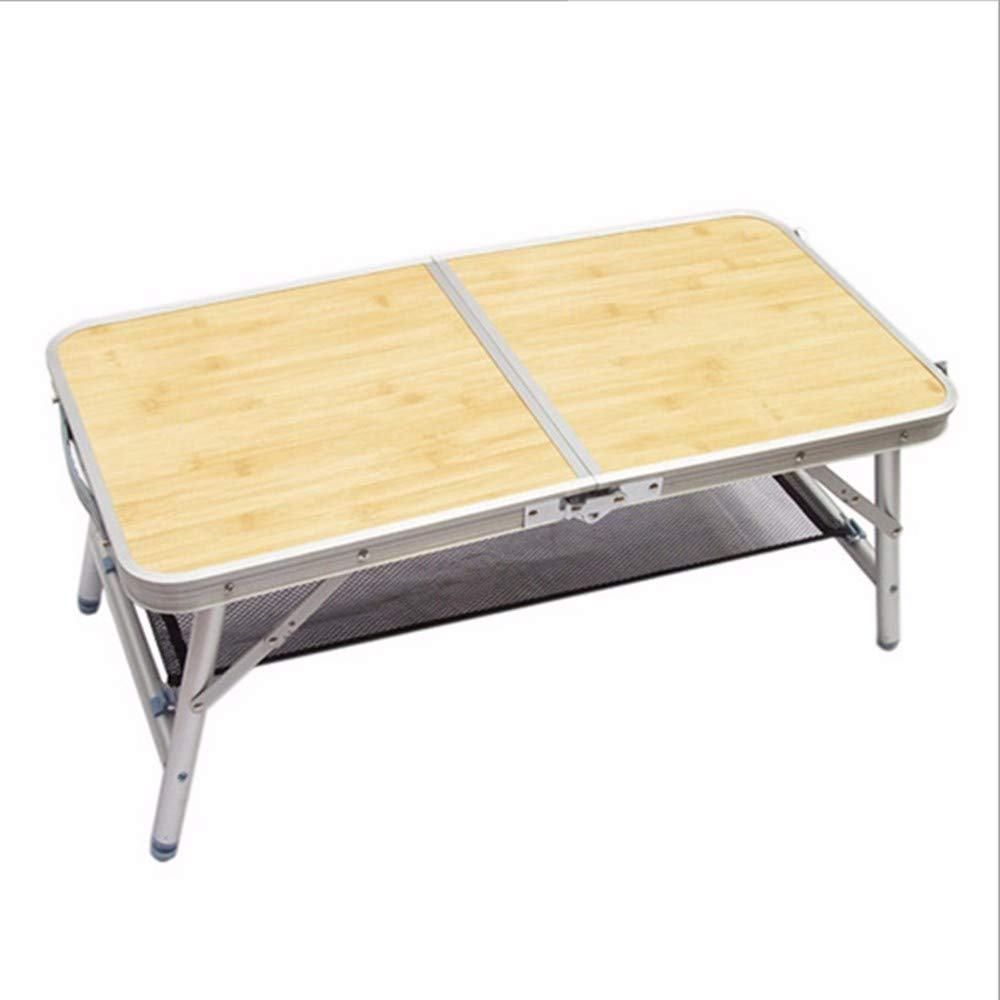 Lavany Folding Table,Portable Aluminum Table for OutdoorCamping, Beach, Backyards, BBQ, Party and Picnic,US Stock