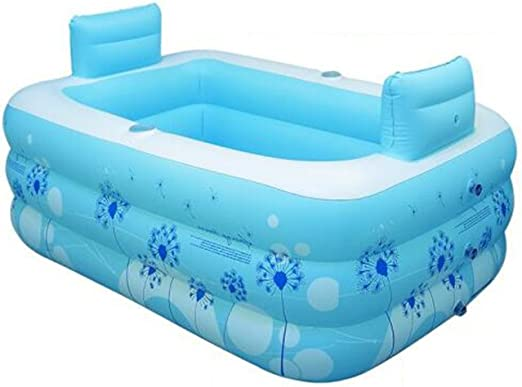 DALL Piscinas hinchables Piscina Inflable Bañera Inflable Baño De ...