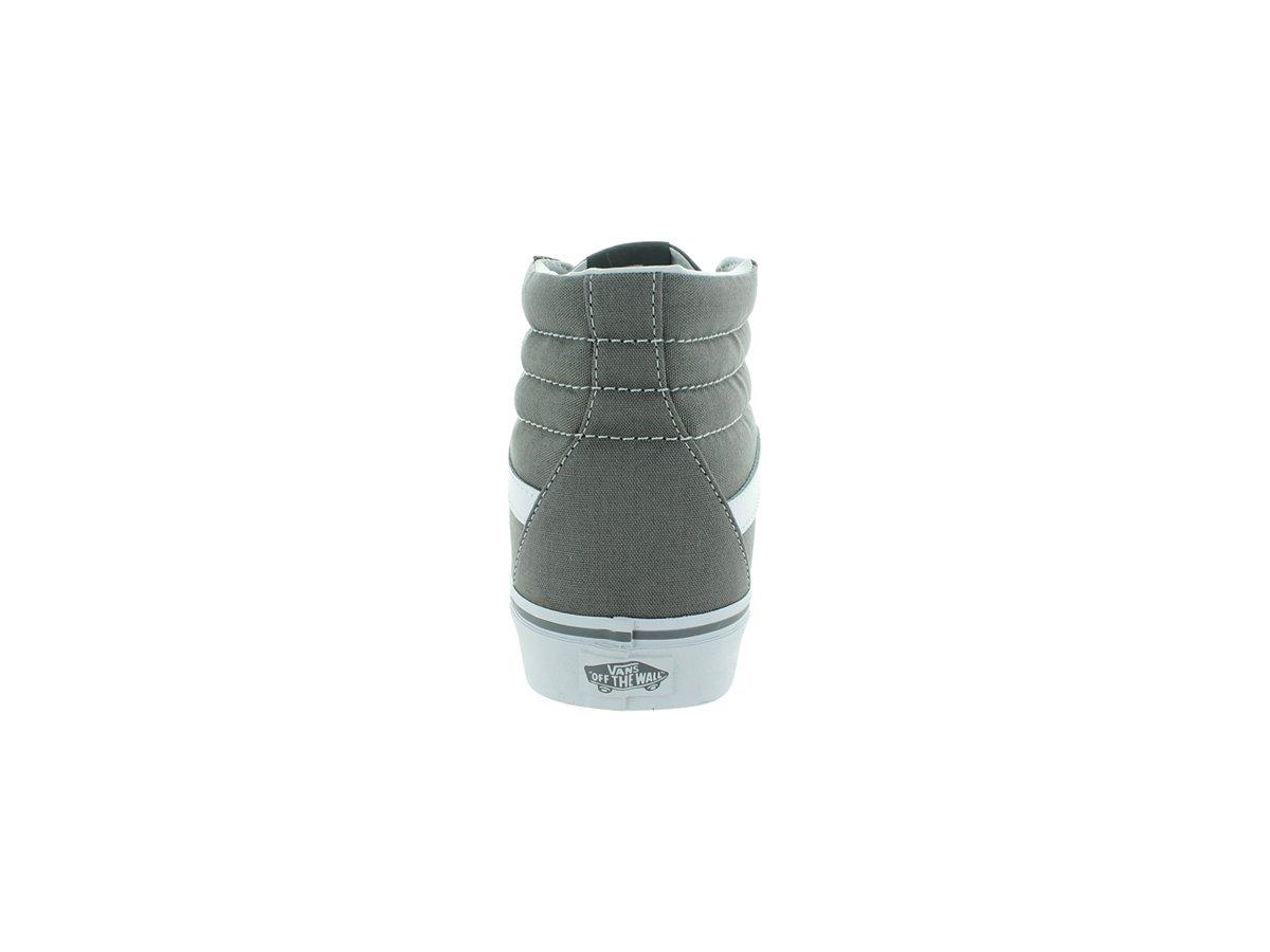 Vans Men's Sk8-Hi(Tm) Core Classics B010O0ZE60 13.5 Women / 12 Men M US|(Canvas)Frost Grey