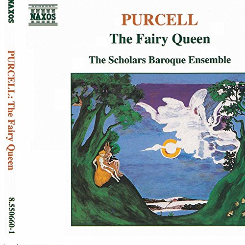 Scholars Baroque Ensemble (Purcell: Fairy Queen (The))