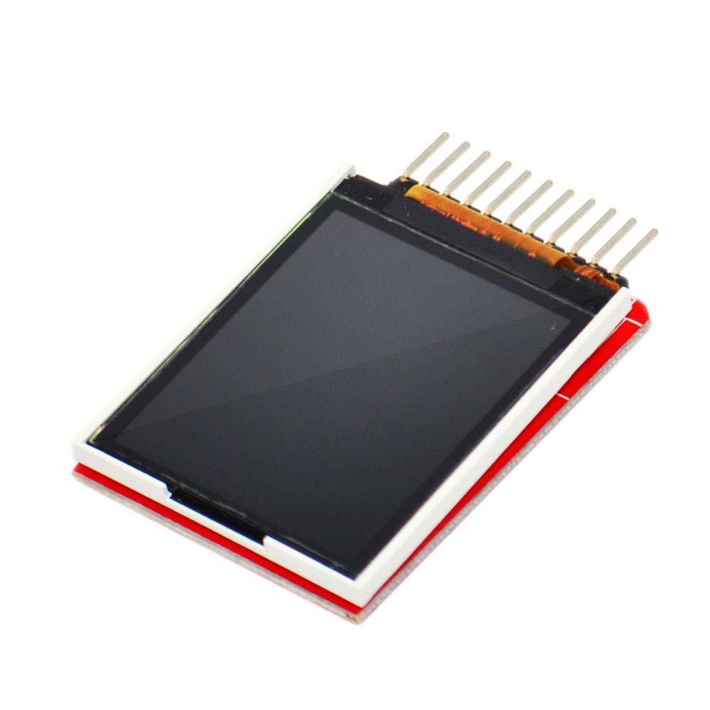 160 for Arduinos for UNO R3 Entwicklungsrat ATmega328P KEYES 1,8-Zoll-TFT-LCD-Modul LCD-Display-Modul ST7735 serieller SPI-Treiber 51 4 IO-Treiber-TFT Aufl/ösung 128