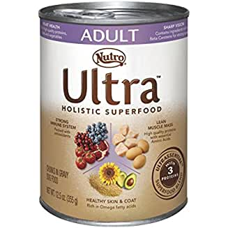 Nutro Ultra Wet Dog Food