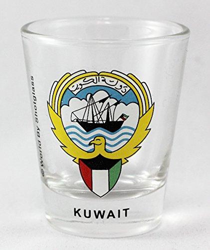 Kuwait Shot Glass