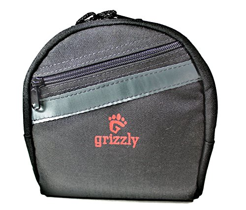 Grizzly's UTAH BUG OUT BAG, Load Carrying, Super Padded Protective for Waist & Utility Belts, Gear Bags. Holds Rifle & Shotgun Shells, Compass, Radios, Knife, Medical, GPS, Water Matches Protect (Allen Atv Gun)
