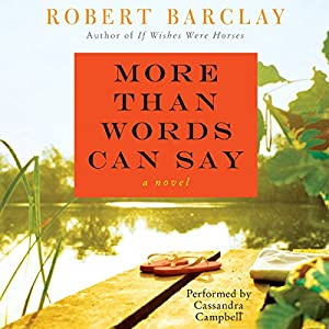 More Than Words Can Say Audiobook