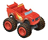 Fisher-Price - Blaze et les Monster Machines - Mud Racin' Blaze - Véhicule 5 cm