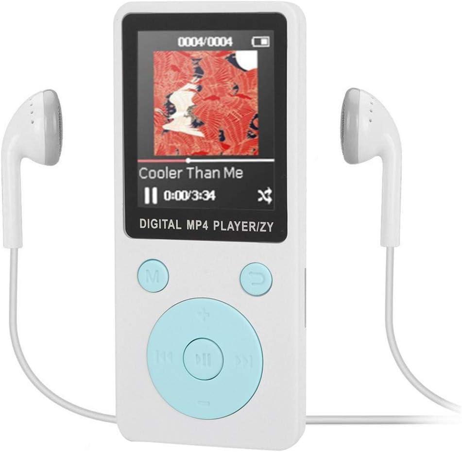 Digital LCD Screen Mp3 Mp4 Player 64Gb Max Media Video Radio Fm Voice Record NEW