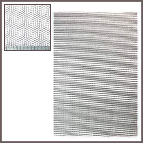 2mm Hole 2 5mm Pitch 1mm Thickness Hexagonal Mesh