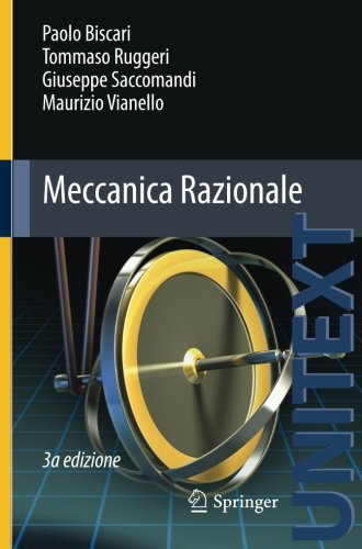 Meccanica Razionale (UNITEXT) (Italian Edition) for sale  Delivered anywhere in USA