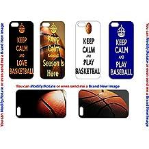 Iphone 4s 5 5s 5c 6 6PLUS Sport Basketball Ball Custom Phone case cover
