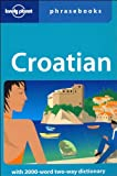 Croatian (Lonely Planet Phrasebook)