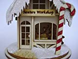 Ginger Cottages - Santa's Workshop GC106