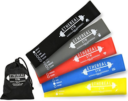 P R I M E - D A Y- S A L E Mini Loop Exercise Bands - Set of