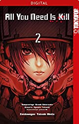 All You Need Is Kill 02 (German Edition)