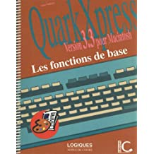 Quark xpress 3.3 mac de base