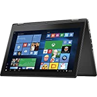 Inspiron 13 7000 Series 2-in-1 Laptop | Intel Core 6th Gen i7-6500U | 8GB DDR3L | 256 GB Solid State Drive | 13.3 inch FHD (1920 x 1080) Touch Display | Windows 10 Home