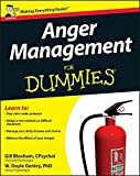 img - for Anger Management For Dummies (UK Edition) by Gillian Bloxham (2010-04-01) book / textbook / text book