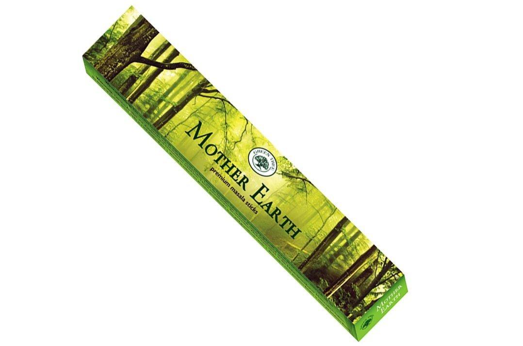 大洲市 グリーンツリーMother Earth B07D54T7PX Incense Earth Sticks 15 Sticks gmボックス B07D54T7PX, まんま母さんのりぼん24:acfa3a60 --- egreensolutions.ca