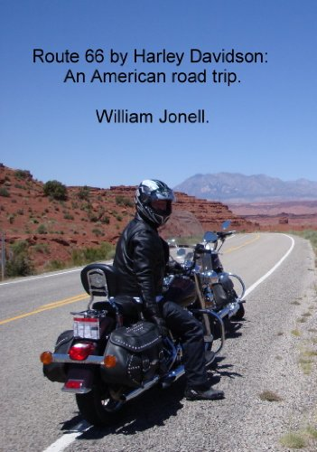 Route 66 by Harley Davidson: An American motorcycle road trip. (Canyon Cycle)
