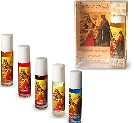 Catholic Gift Shop Ltd Anointing Oil - Spikenard Oil (Nard