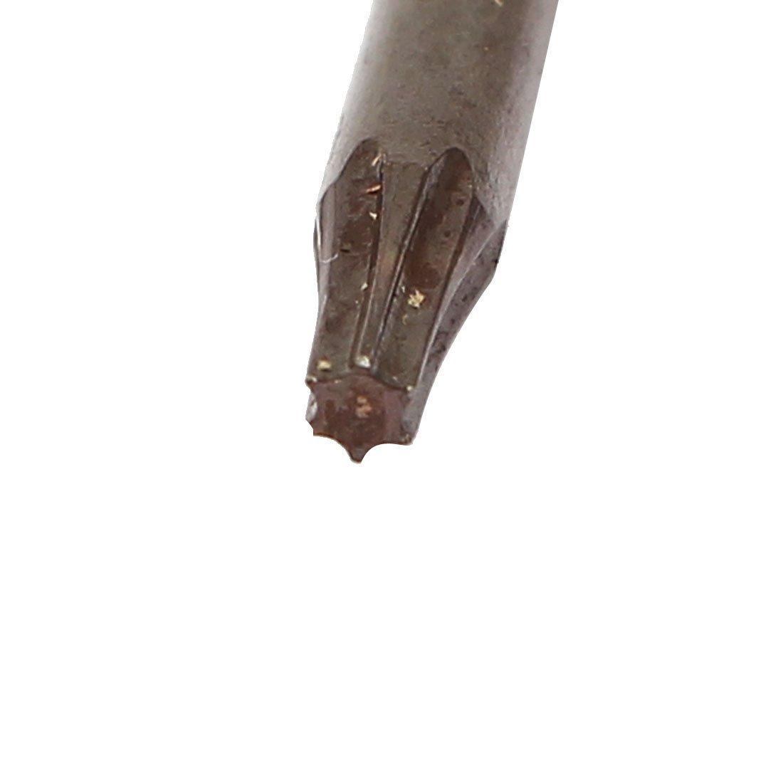 eDealMax 84 mm Longitud Tipo Bandera T8 Torx Llave de la llave llave ...