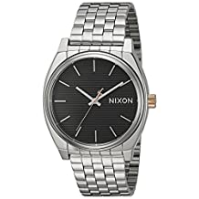 Nixon Men's 'Star Wars Phasma' Quartz Stainless Steel Casual Watch, Color:Silver-Toned (Model: A045SW2446-00)