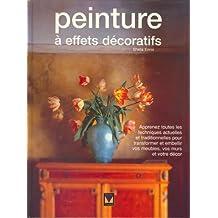 Peinture à effets décoratifs