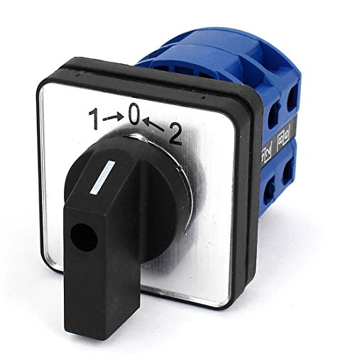 7 position rotary switch - 6