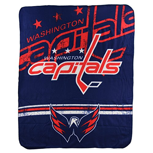 (The Northwest Company NHL Fade Away Printed Fleece Throw, 50