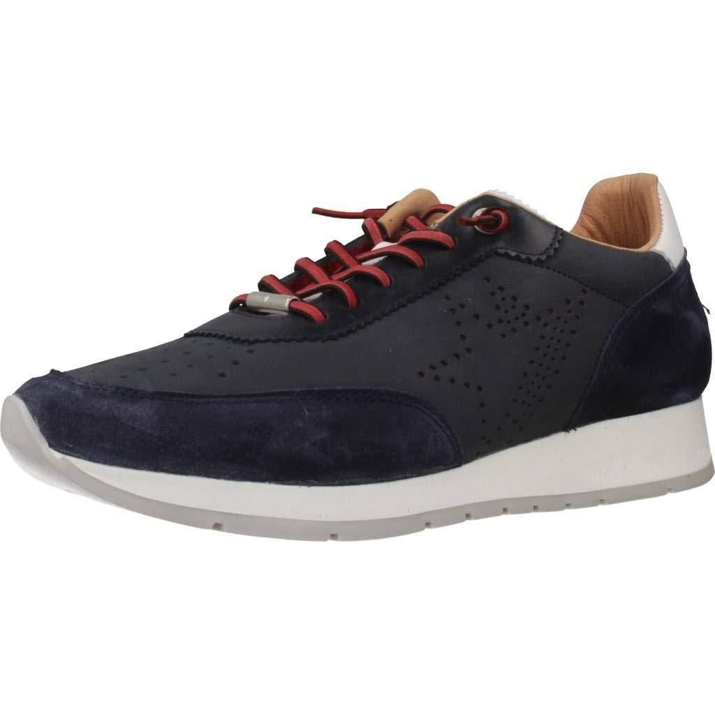 bluee (Navy) Cetti Men's shoes, Colour White, Brand, Model Men's shoes C1193 V19 White
