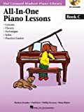 All-in-One Piano Lessons Book C, Fred Kern and Barbara Kreader, 1617806900