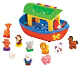 International Playthings iPlay Interactive & Musical  Animal Activity Ark