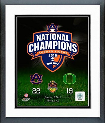 特別セーフ オーバーンTigers National 2011 TostitosボウルBCS National Championship Game合成写真12.5 X