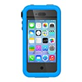 Catalyst iPhone 4 / 4s Case Waterproof Impact Protection, High Touch Sensitivity ID, Military Grade Drop and Shock Proof Premium Material Quality, Slim Design, Pacific Blue