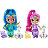 Fisher-Price Shimmer and Shine Shine and Shimmer and Shine Shimmer Bundle