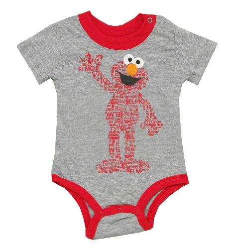Sesame Street Elmo Infant Bodysuit