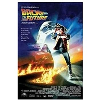 Amazon.com: (11 x 17) regreso al futuro Michael J Fox Póster ...