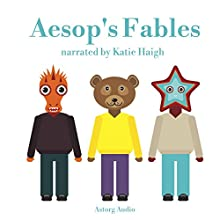 Aesop's Fables Audiobook by  Aesop Narrated by Katie Haigh